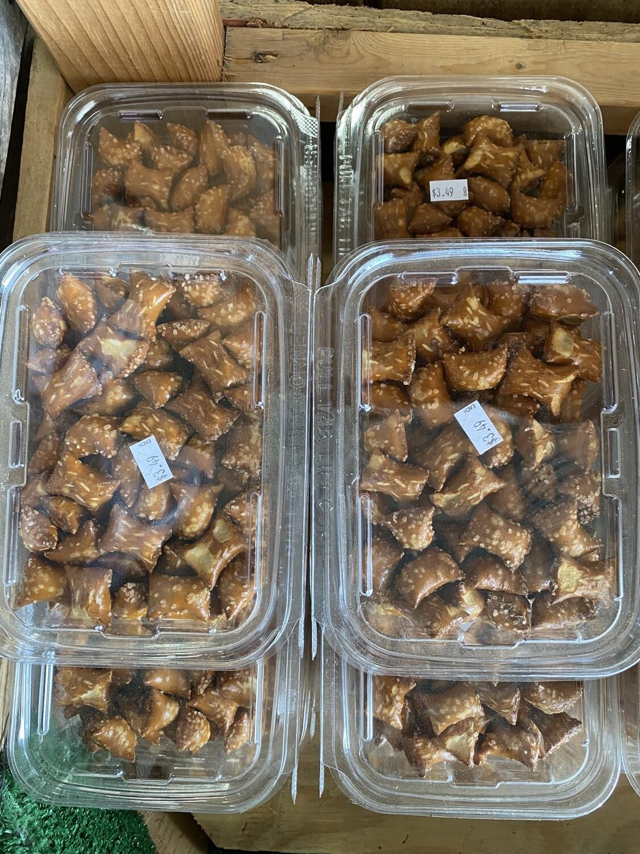 Peanut Butter Filled Pretzel Nuggets