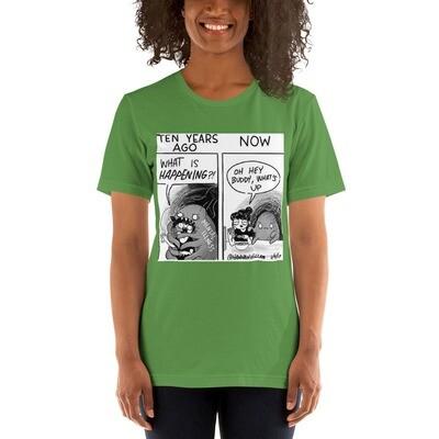 10 Years Ago - Short-Sleeve Unisex T-Shirt