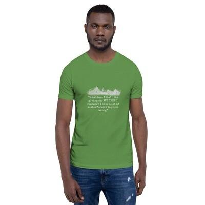 Prove Wrong - Short-Sleeve Unisex T-Shirt