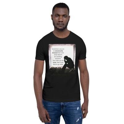 EMOTION - Short-Sleeve Unisex T-Shirt
