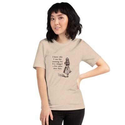 Changed - Short-Sleeve Unisex T-Shirt