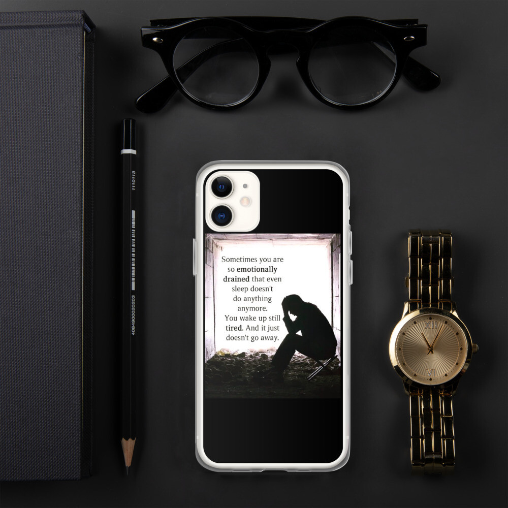 EMOTION iPhone Case