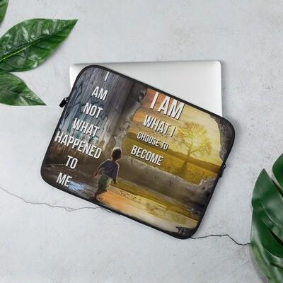 I Am Laptop sleeve