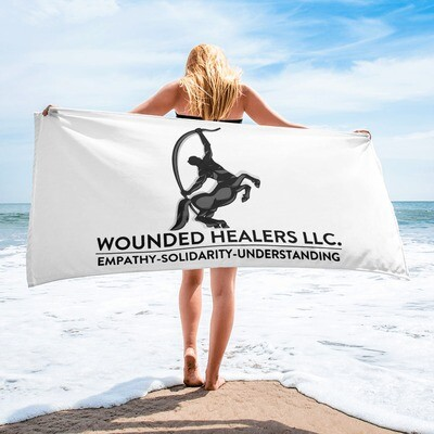 Wounded Healers Beach Towel