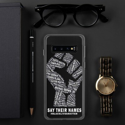 Say there name Samsung Case