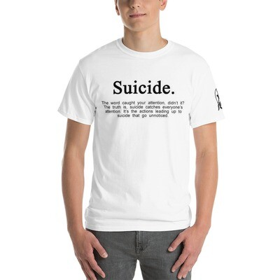 Suicide Short Sleeve T-Shirt