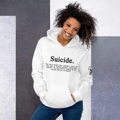 Suicide Unisex Hoodie