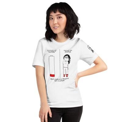 Charger Short-Sleeve Unisex T-Shirt