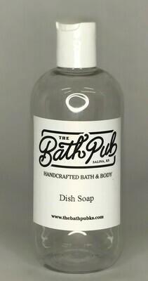 DISH SOAP 8 oz