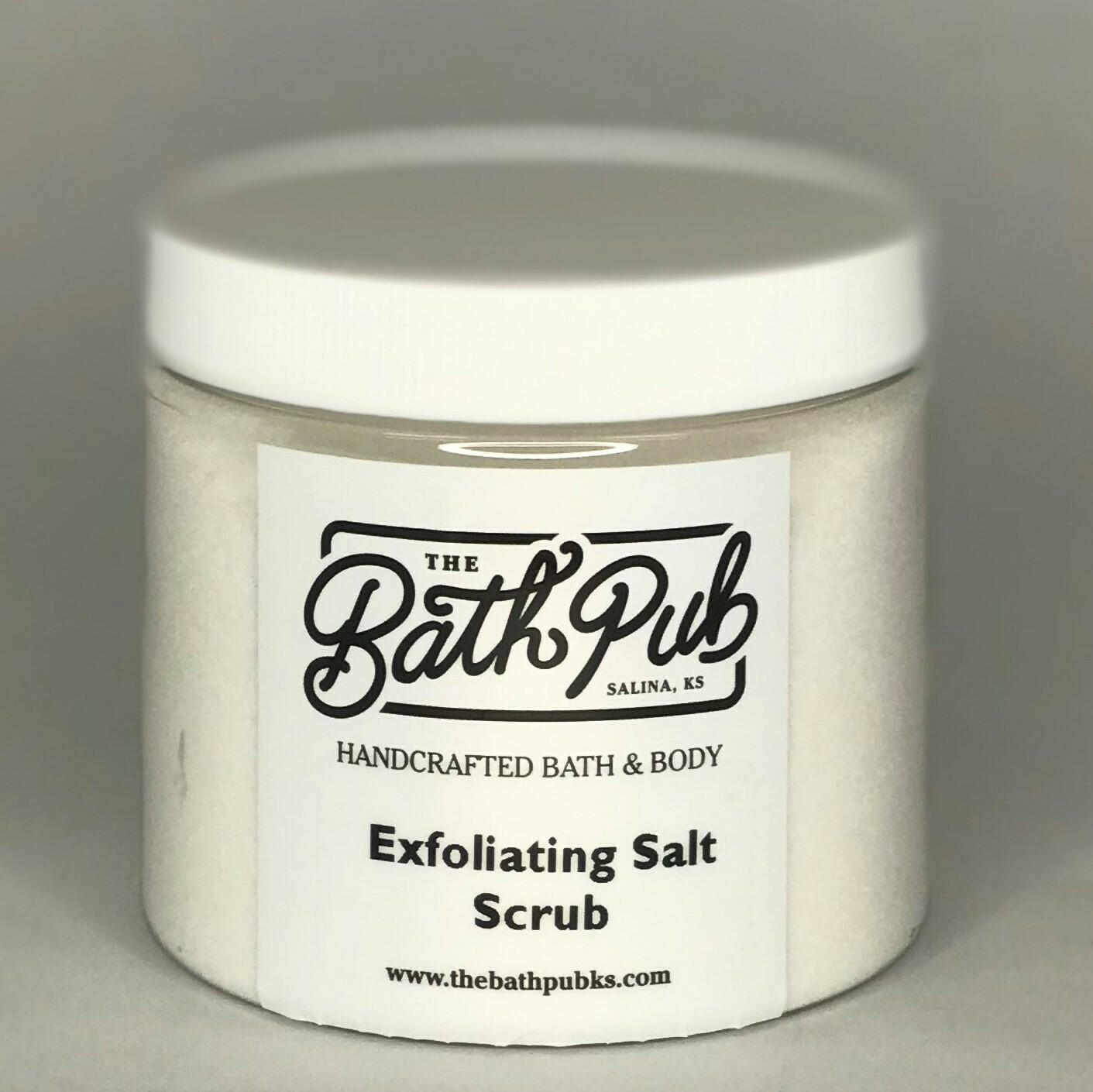 EXFOLIATING SALT SCRUB