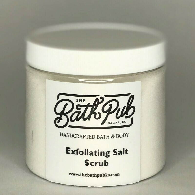 EXFOLIATING SALT SCRUB