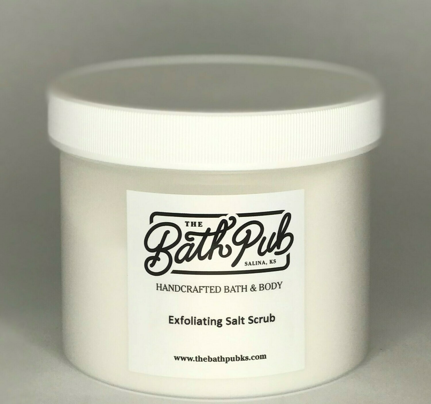 EXFOLIATING SALT SCRUB 32 OZ + SHOWER LOTION 16 OZ + HAIR AND BODY MIST 4 OZ