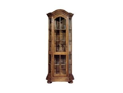 Шкаф с витриной Ноктюрн ГМ 5267