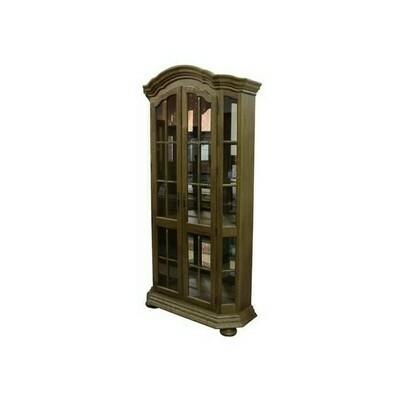 Шкаф с витриной Ноктюрн  ГМ 5269