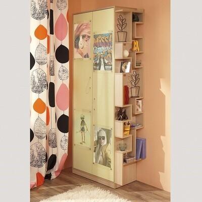 Шкаф двухдверный Калейдоскоп