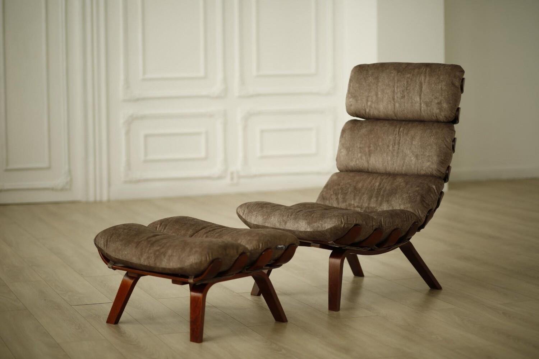 Ессей кресло+ пуф