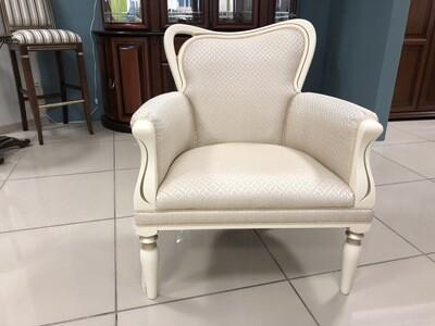Кресло Каприо 12-11 слоновая кость бежевое