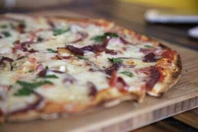 BACON & BRIE PIZZA