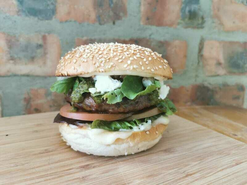 THE FRESHER BURGER Special