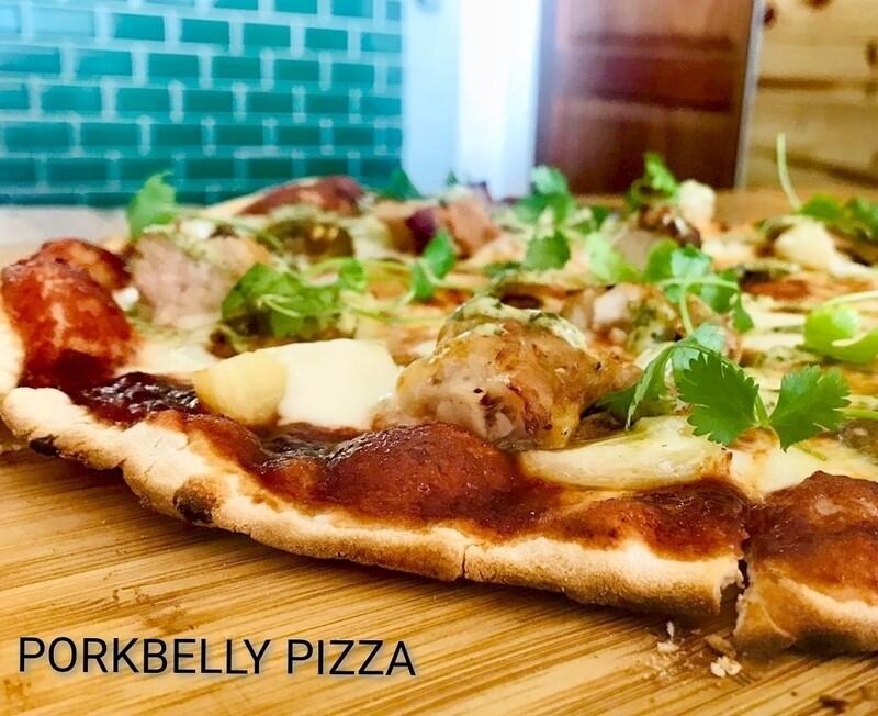 PORK BELLY PIZZA