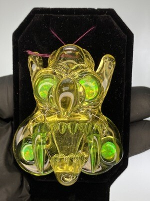 Chase Honey Snatcher Pendant w/ Opals