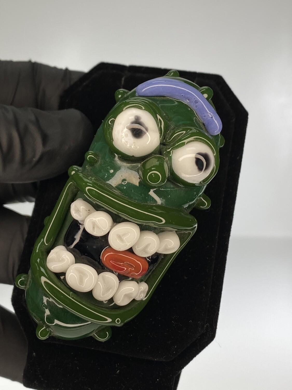 Mr. Pickles by Frosty Pendant