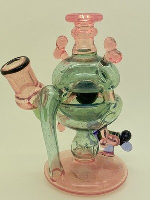 Glassfinger/ iamherbnlegend Collab CFL Fab Egg