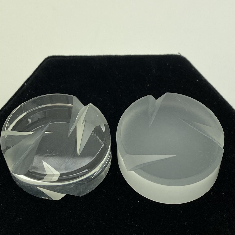 Str8 Glass Spinner Disc #1