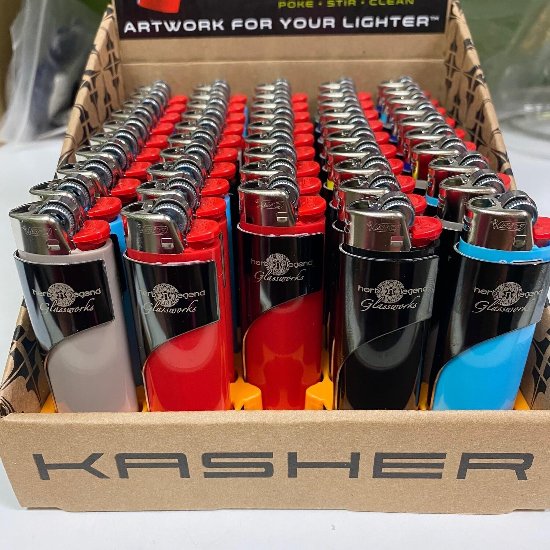 HNL/Kasher Lighter Tool w/ Bic Lighter