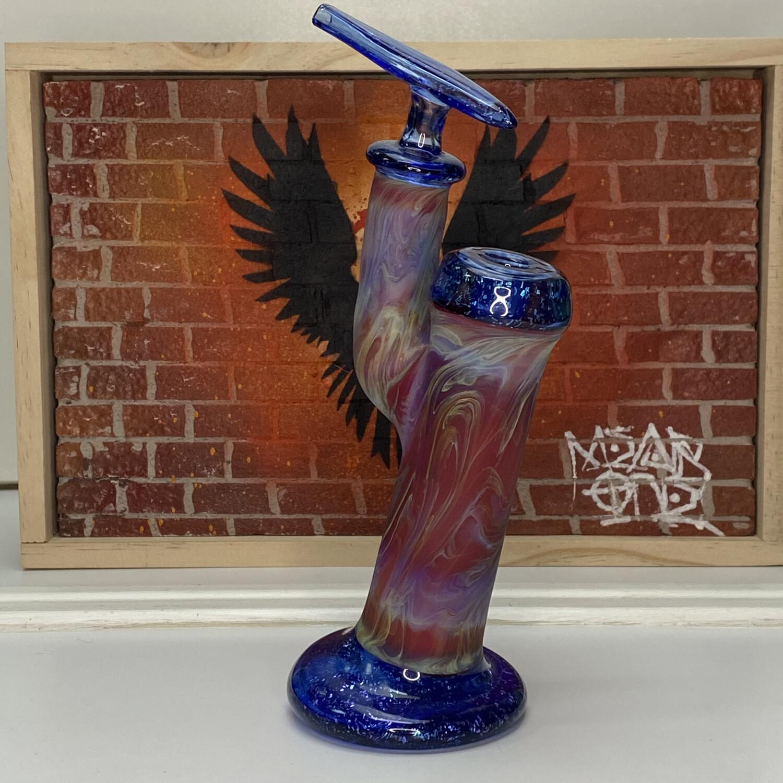 Stizle Dewar Rig #1 Keepsake Glass Collab