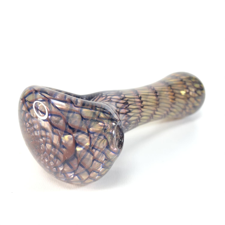 MSM Fumed Coilpot Spoon