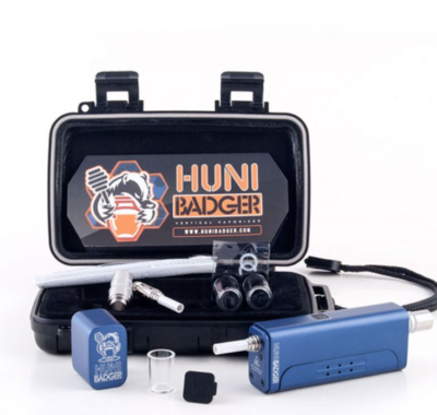 HUNI BADGER VERTICAL VAPORIZER KIT - ROYAL BLUE - DSWS