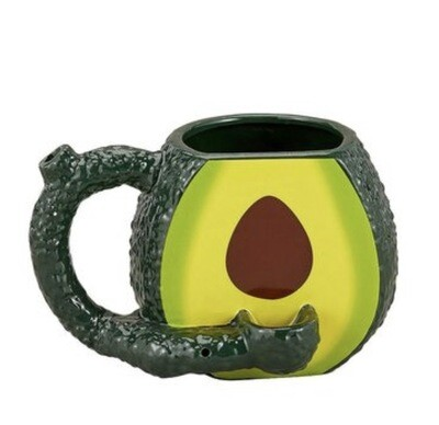 ROAST & TOAST CERAMIC MUG - AVOCADO