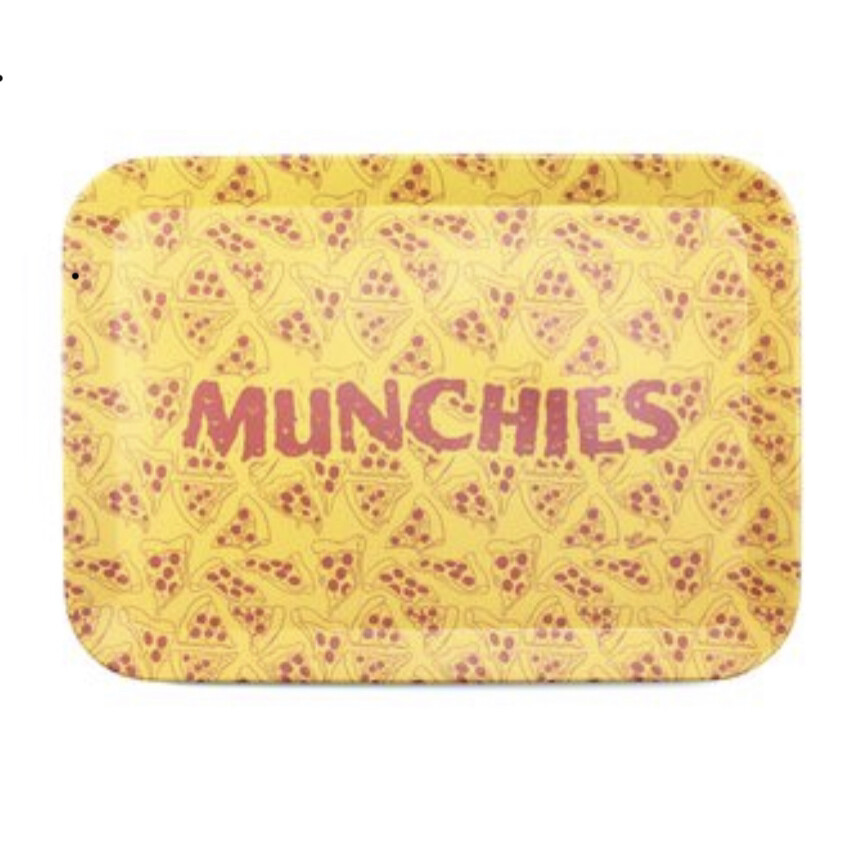 BIODEGRADABLE UGLY ROLLING TRAY - MUNCHIES