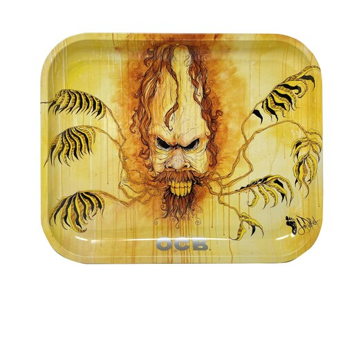 OCB - METAL TRAY - SASQUATCH - (LIMITED EDITION)