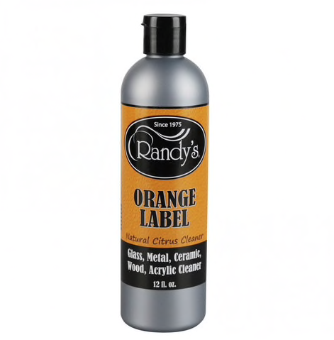 RANDY'S ORANGE LABEL CITRUS CLEANER 12OZ
