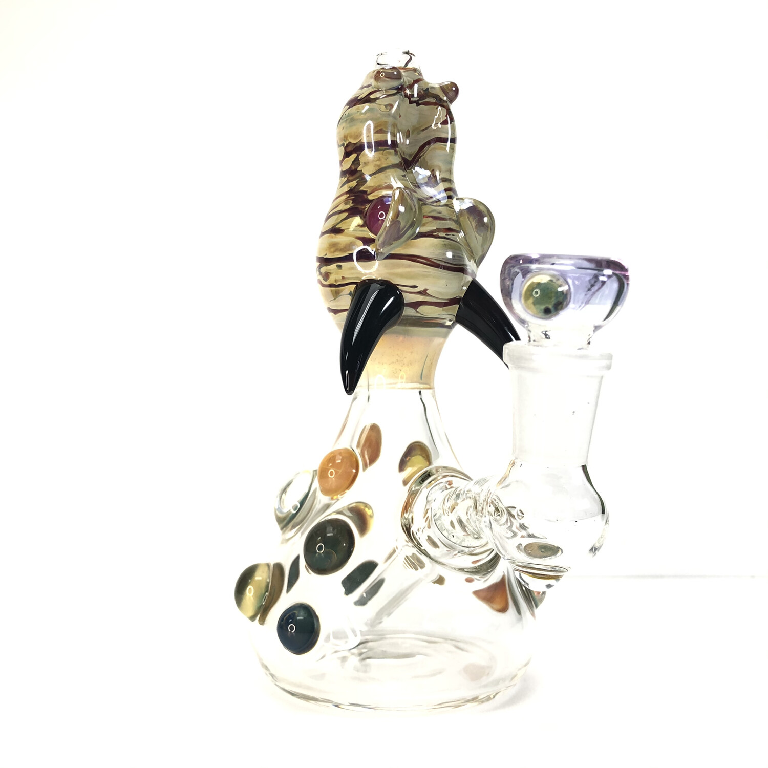 Lizard Stix x Cal Smith Dragon Rig w/ colored warts