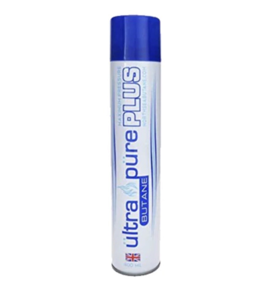 SPECIAL BLUE NORTH SEA BUTANE ULTRA PURE PLUS 420ML (12 PACK) - WS