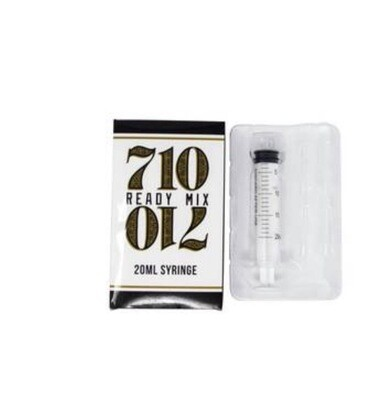710 READY MIX - 20ML SYRINGE W/ 4 TIPS