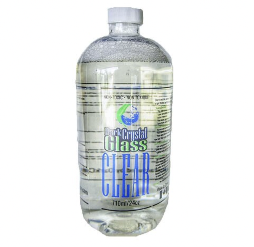 DARK CRYSTAL GLASS CLEAR CLEANING SOLUTION - WS