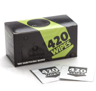 420 SCIENCE WIPES - WS