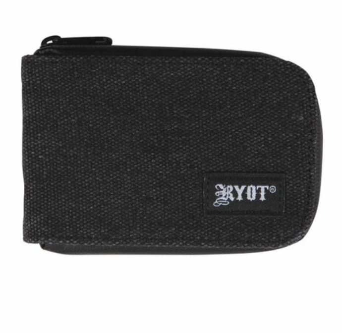RYOT SMELLSAFE WALLET WITH NOGOO - WS