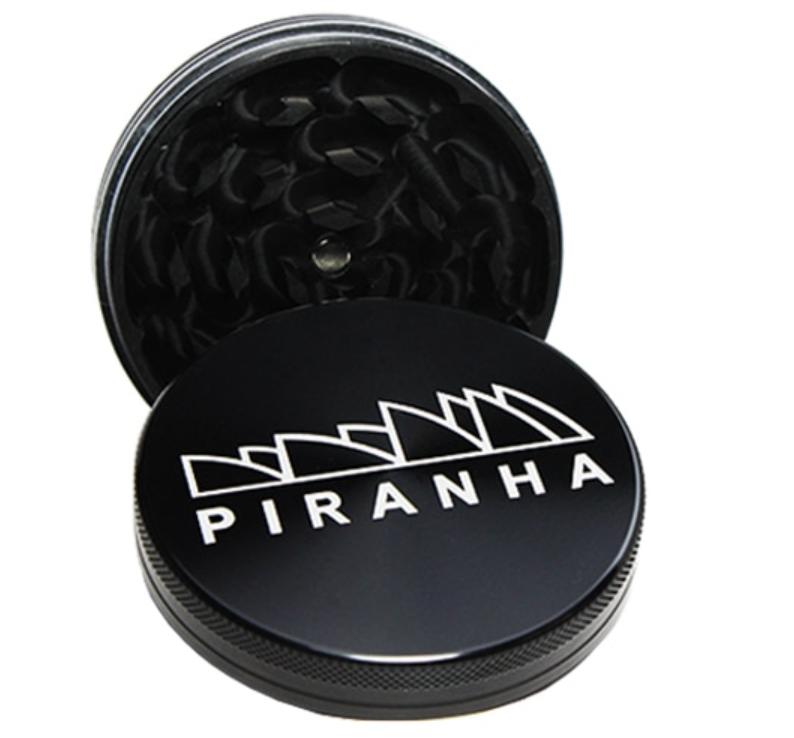 """PIRANHA GRINDER 2 PIECE 3.5"""" - WS"""