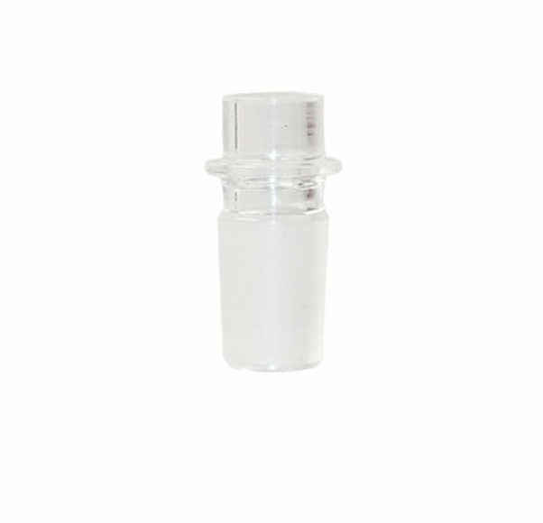 TOKES VAPORIZER GLASS ADAPTER - 14MM MALE TO MALE - WS