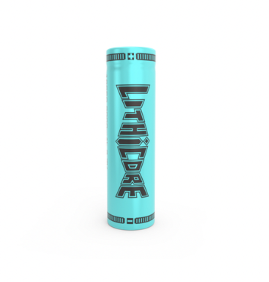 LITHICORE 18650 3000MAH BATTERY - WS