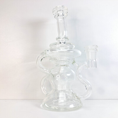 Seed of Life Recycler - Clear