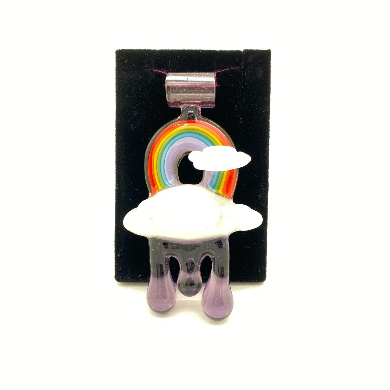 ZHS Rainbow Pendant - CFL - Large