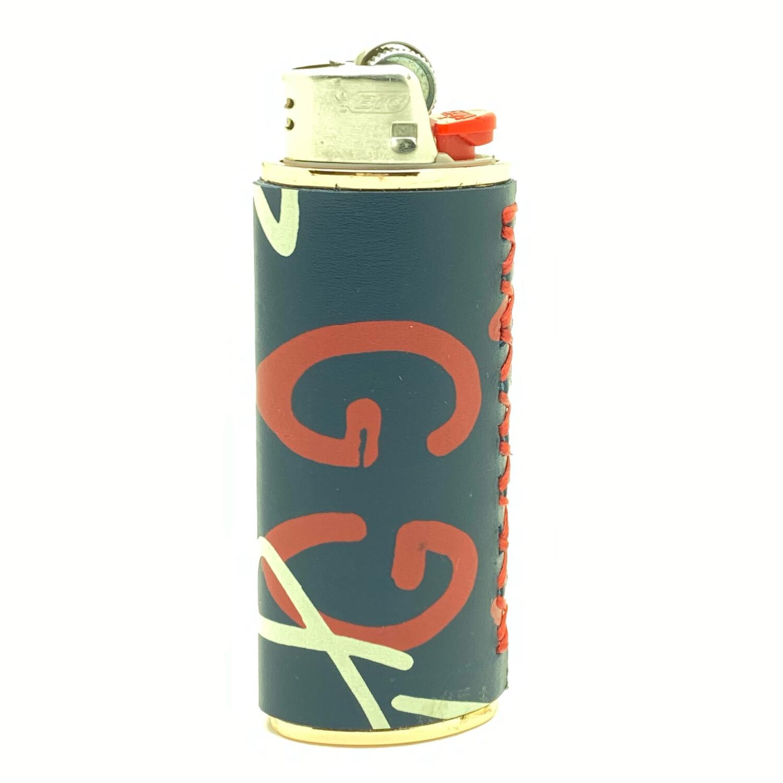 Gucci Lighter Case - Bic - Genuine Gucci