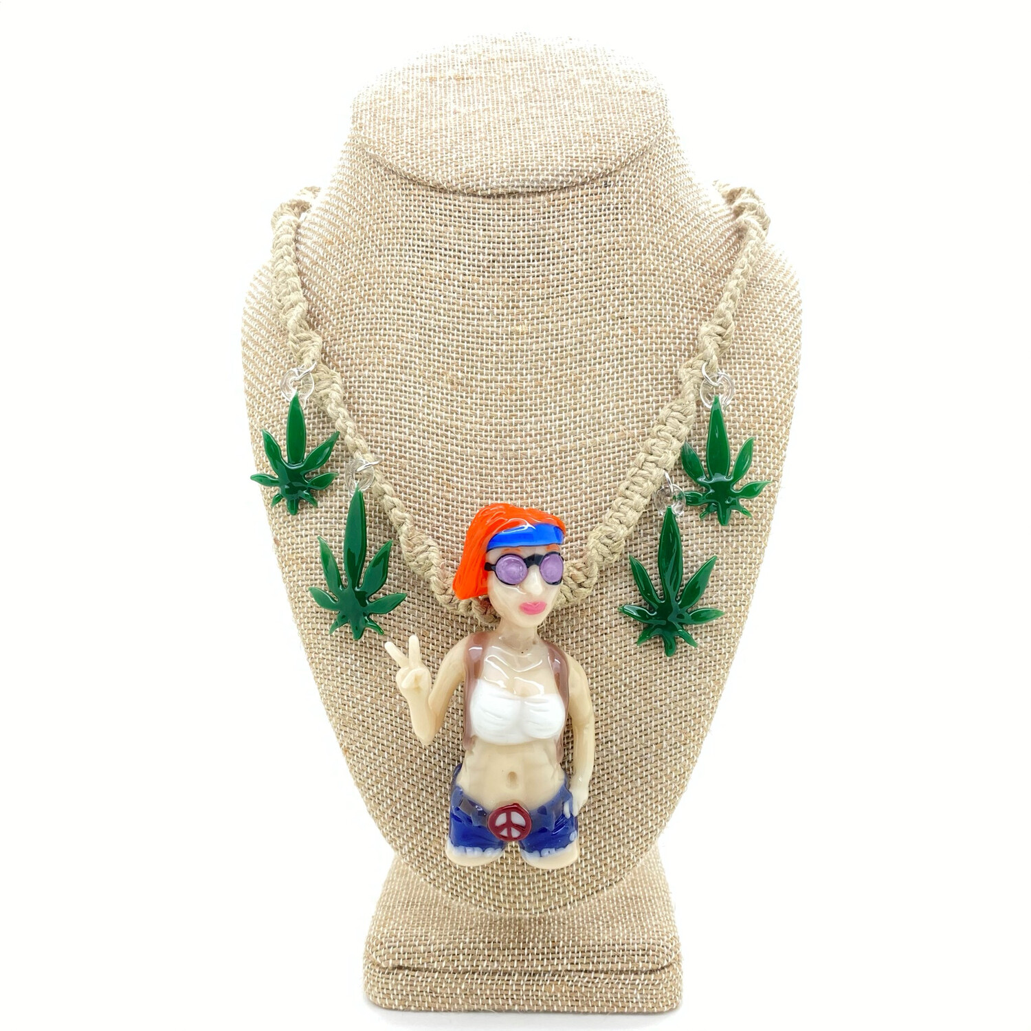 "Jon ""Fish"" Fischbach Princess 4:20 Necklace"