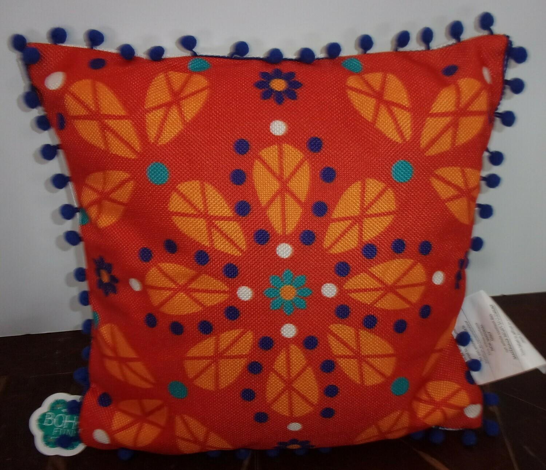 Boho Fun Pillow